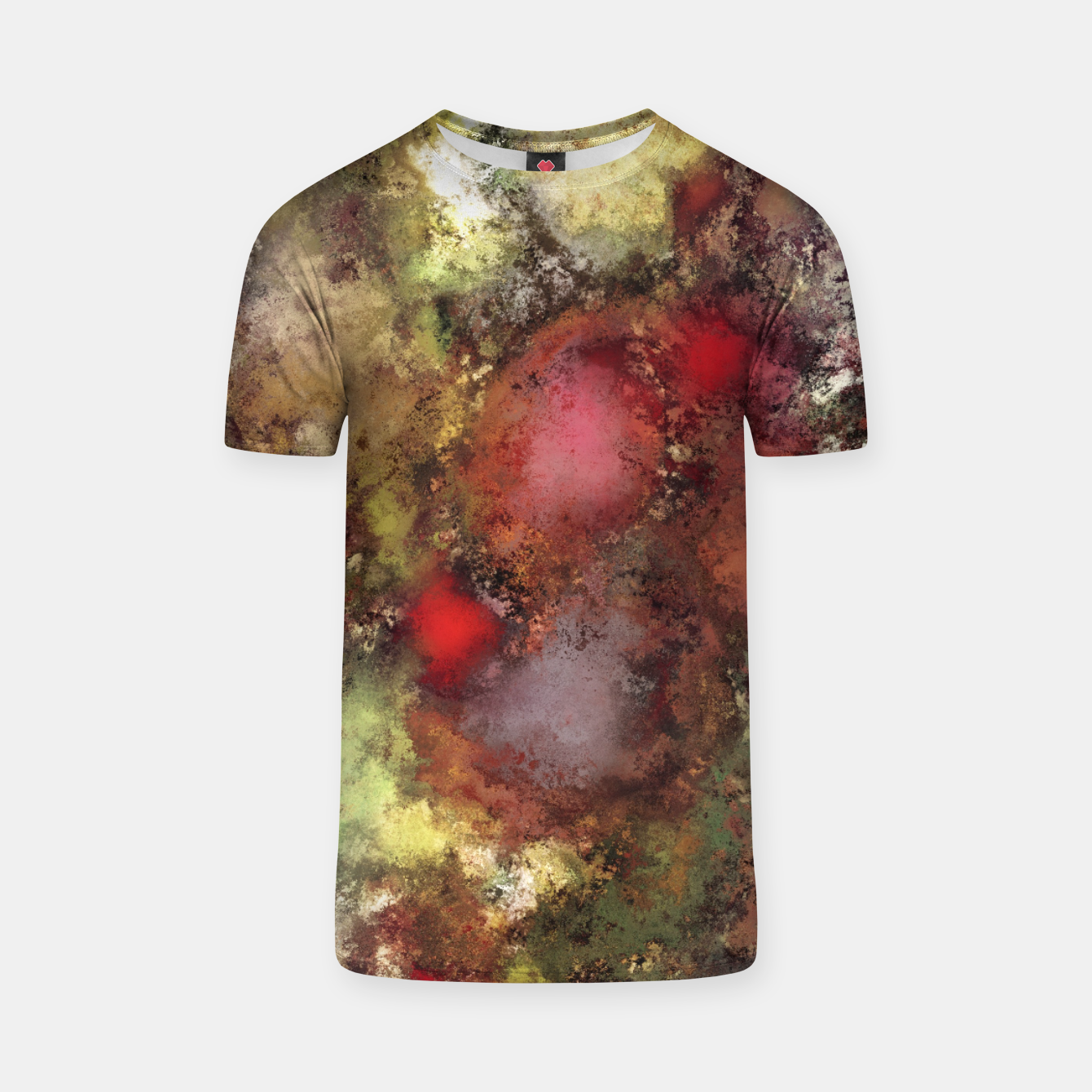 Image of A natural collision of rocks T-shirt - Live Heroes