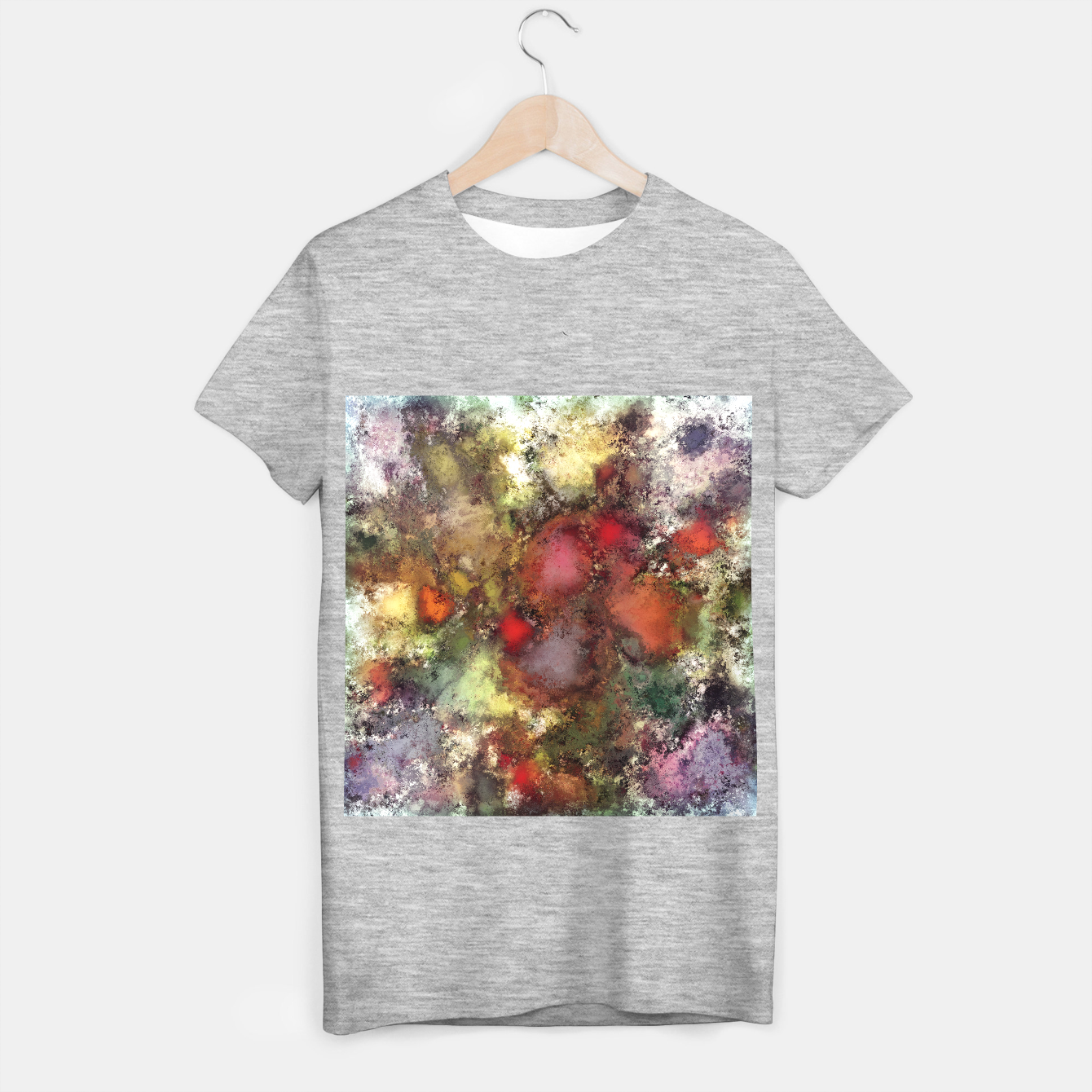 Image of A natural collision of rocks T-shirt regular - Live Heroes