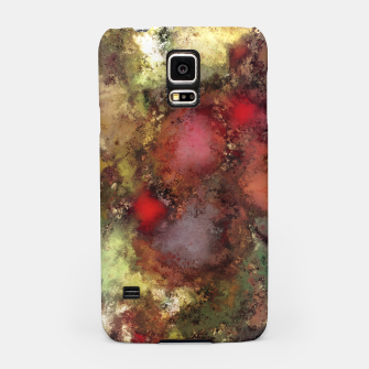 A natural collision of rocks Samsung Case thumbnail image
