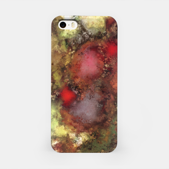 A natural collision of rocks iPhone Case thumbnail image