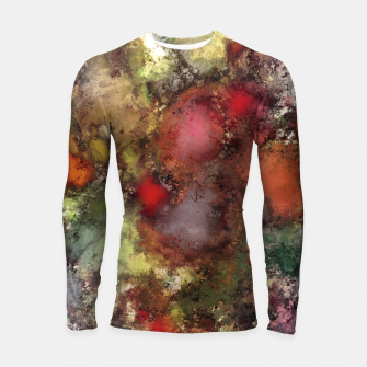 Thumbnail image of A natural collision of rocks Longsleeve rashguard , Live Heroes