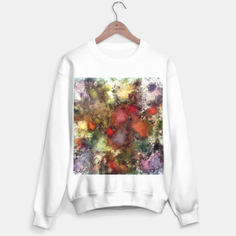 A natural collision of rocks Sweater regular thumbnail image