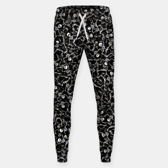 Thumbnail image of Skeletons Sweatpants, Live Heroes