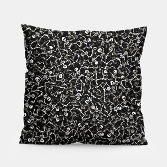 Thumbnail image of Skeletons Pillow, Live Heroes