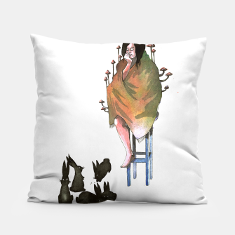 Thumbnail image of home alone Pillow, Live Heroes