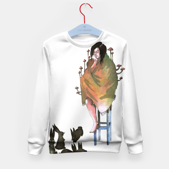 Thumbnail image of home alone Kid's sweater, Live Heroes