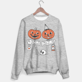 Thumbnail image of Halloween Pathways Sweater regular, Live Heroes