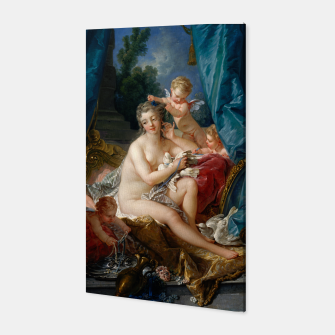 The Toilet of Venus by François Boucher Canvas thumbnail image