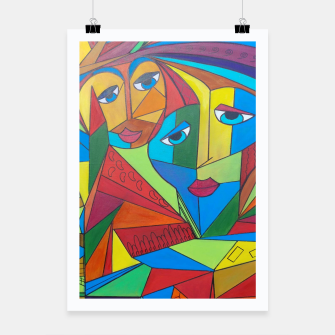 Thumbnail image of fara nume Poster, Live Heroes