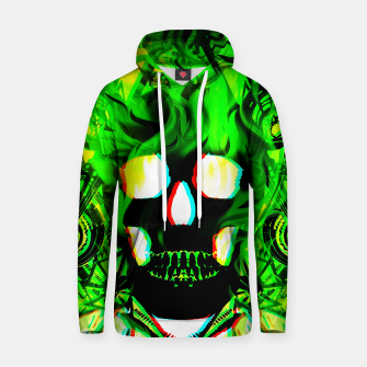 Thumbnail image of Green Ghost Hoodie, Live Heroes