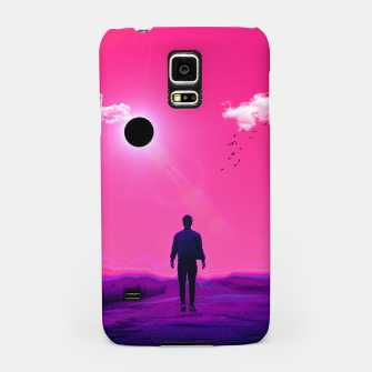 Thumbnail image of Black Hole Sun Samsung Case, Live Heroes