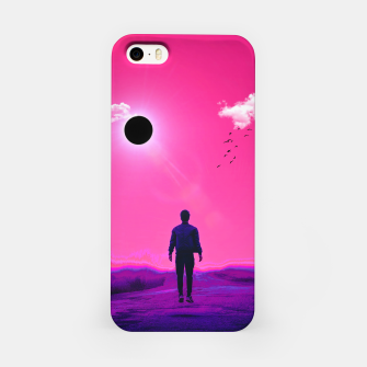 Thumbnail image of Black Hole Sun iPhone Case, Live Heroes
