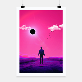 Thumbnail image of Black Hole Sun Poster, Live Heroes