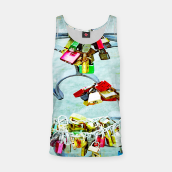 Thumbnail image of Love locks Muskelshirt , Live Heroes