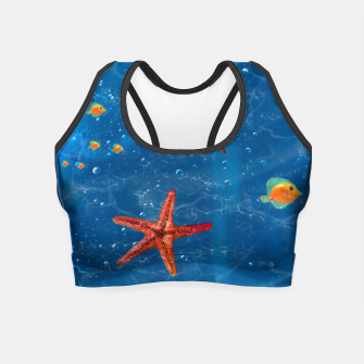 Miniature de image de Aquarium  Crop Top, Live Heroes