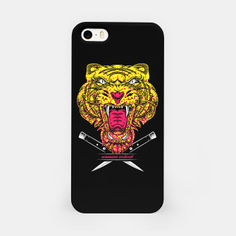 Thumbnail image of warrior Instinct iPhone Case, Live Heroes