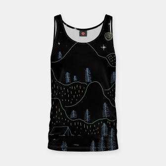 Thumbnail image of Peaceful Tank Top, Live Heroes