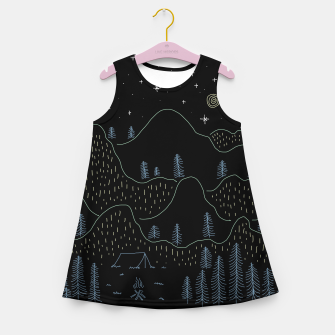 Thumbnail image of Peaceful Girl's summer dress, Live Heroes