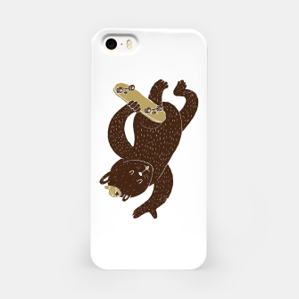 Thumbnail image of Skater iPhone Case, Live Heroes