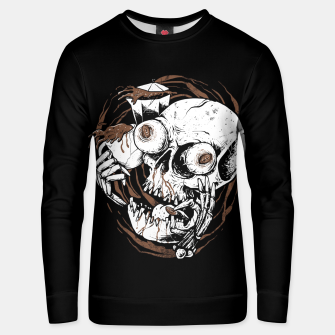 Thumbnail image of Coffee Addict Unisex sweater, Live Heroes
