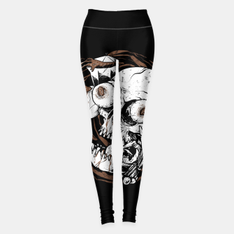 Miniature de image de Coffee Addict Leggings, Live Heroes