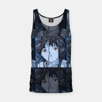 Thumbnail image of Lain Tank Top, Live Heroes