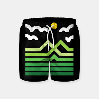 Miniature de image de Mountain Swim Shorts, Live Heroes