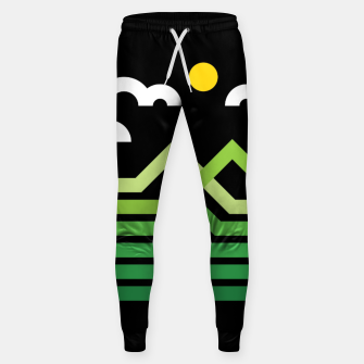 Thumbnail image of Mountain Sweatpants, Live Heroes