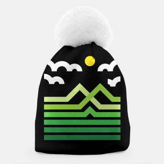 Thumbnail image of Mountain Beanie, Live Heroes