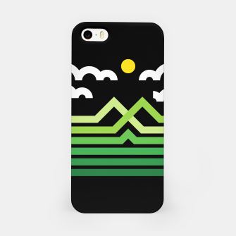 Thumbnail image of Mountain iPhone Case, Live Heroes