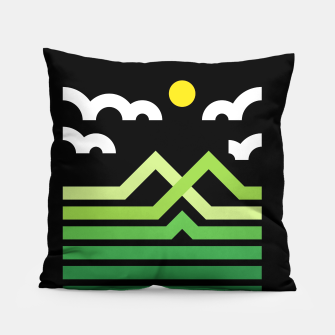 Mountain Pillow thumbnail image