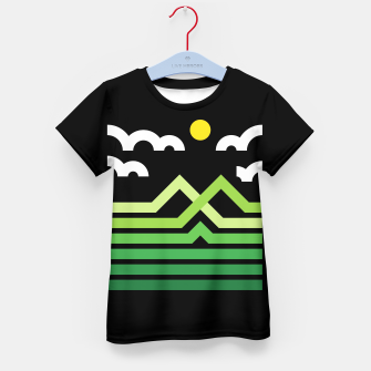 Mountain Kid's t-shirt thumbnail image