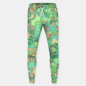 Geek Texture Sweatpants thumbnail image
