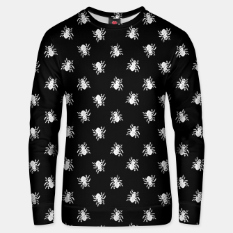 Miniature de image de Spider Sketchy Style Drawing Pattern Unisex sweater, Live Heroes