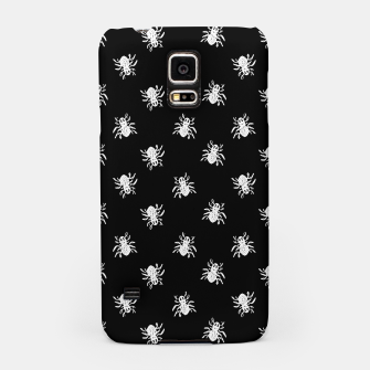 Thumbnail image of Spider Sketchy Style Drawing Pattern Samsung Case, Live Heroes