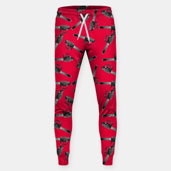 Thumbnail image of Chainsaw Sweatpants, Live Heroes