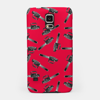 Thumbnail image of Chainsaw Samsung Case, Live Heroes