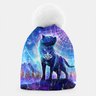 Thumbnail image of Universal cycles Beanie, Live Heroes