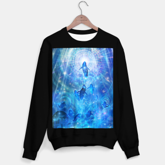 Thumbnail image of In the flow Sweater regular, Live Heroes