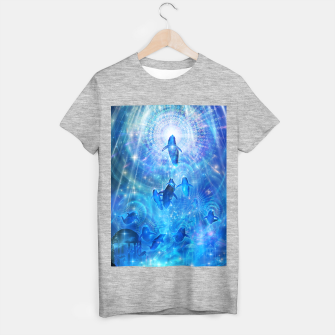 Thumbnail image of In the flow T-shirt regular, Live Heroes
