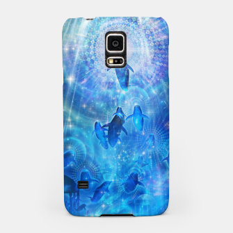Thumbnail image of In the flow Samsung Case, Live Heroes