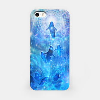 Thumbnail image of In the flow iPhone Case, Live Heroes