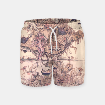 Miniature de image de Fig Tree Island Swim Shorts, Live Heroes