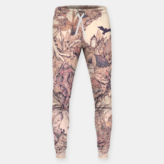 Thumbnail image of Fig Tree Island Sweatpants, Live Heroes