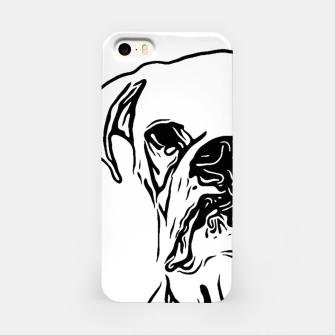 Thumbnail image of BEL-105 iPhone Case, Live Heroes