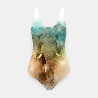 Wild Elephant Swimsuit thumbnail image