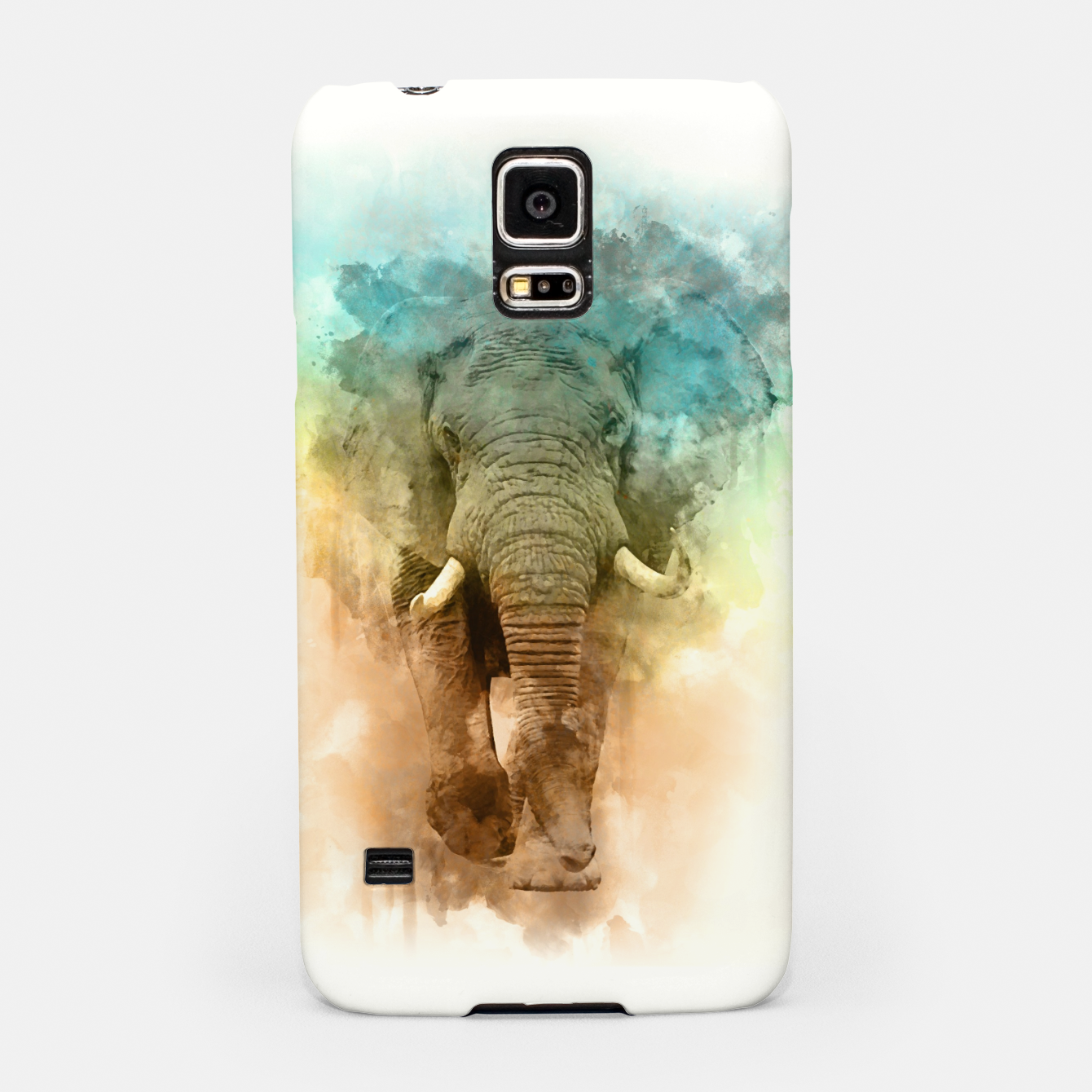 Foto Wild Elephant Samsung Case - Live Heroes