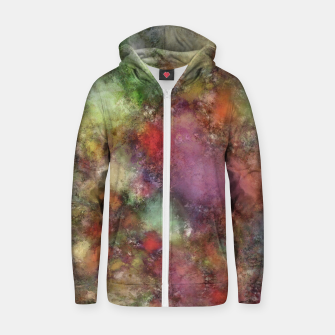 Thumbnail image of Outcrop Zip up hoodie, Live Heroes