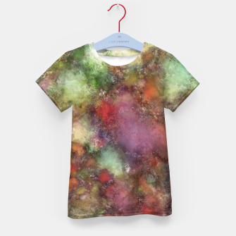 Thumbnail image of Outcrop Kid's t-shirt, Live Heroes