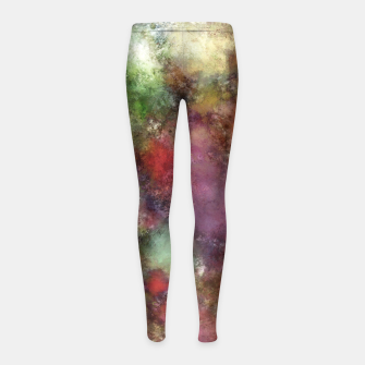 Thumbnail image of Outcrop Girl's leggings, Live Heroes